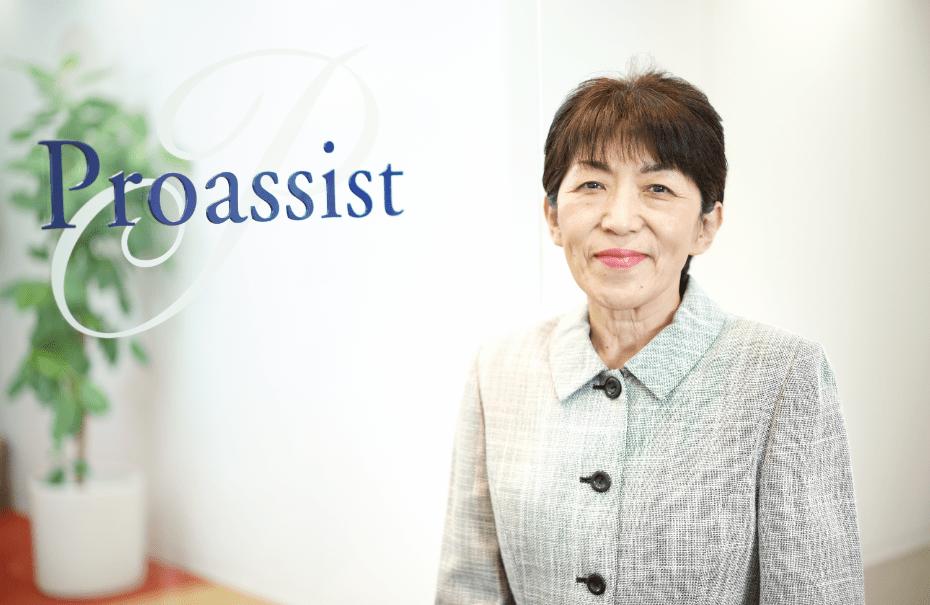 代表取締役社長 生駒京子