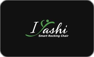 Smart Rocking Chair Iyashi